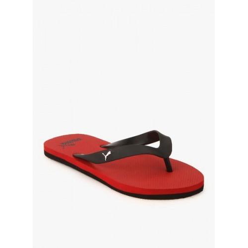 9962c836dc4ac4 Buy Puma Odius Dp Black Flip Flops online