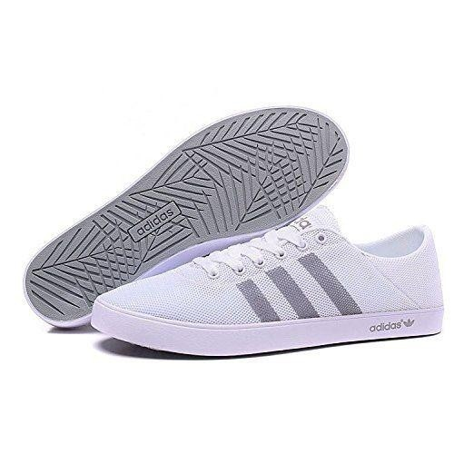 Buy Adidas Neo White Casual Shoes For Men Best Quality