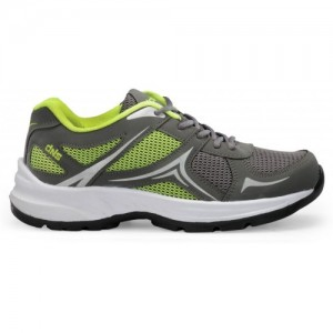 Mesha BALENO2GREY-GREEN Running Shoes