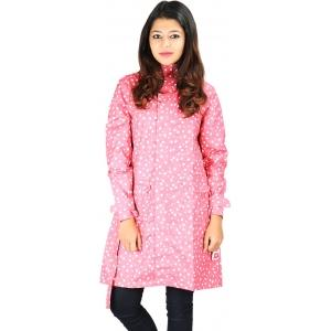 Versalis Polka Print Women\'s Raincoat
