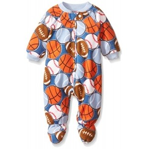 The Children's Place Baby and Toddler Footed Blanket Sleeper