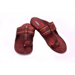 Ndeez Men brown Sandals
