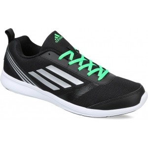 Adidas ADIRAY M Black Low Ankle Sports Shoes