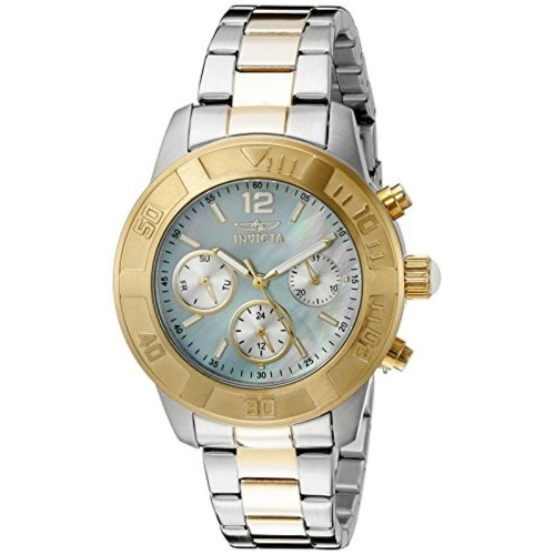 Invicta Angel Analog Mother of Pearl Dial Women's Watch - 21613
