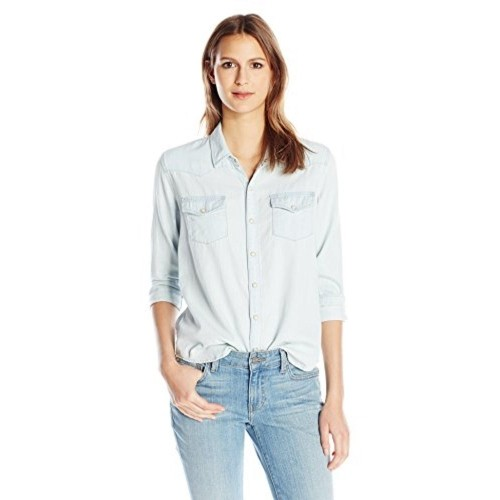 ae6cfb1050bc Buy Lucky Brand Women s Classic Western Shirt online Looksgud in