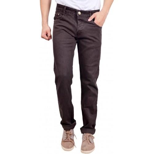 Studio Nexx Regular Men's Brown Jeans
