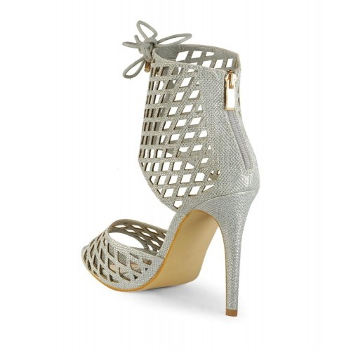 37a4bbf52ad Buy Yepme Silver High Heel Sandals online | Looksgud.in