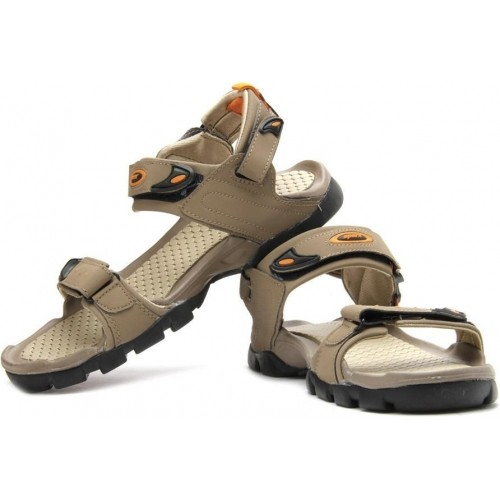 Sparx Men CamelOrange Sandals