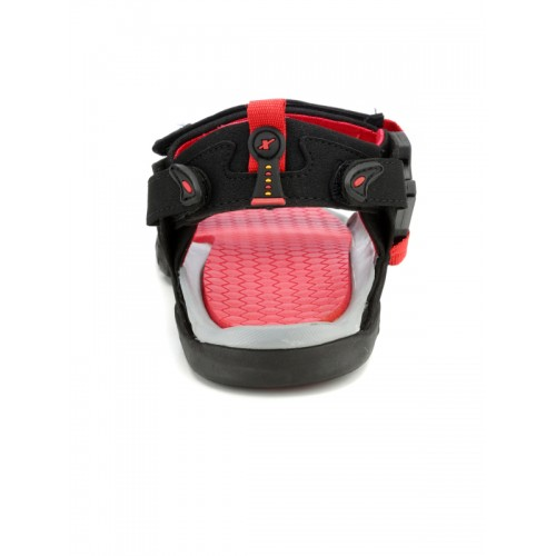 Sparx Red Athletic and Outdoor Sandals