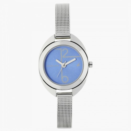 Fastrack Sky Blue Dial Women's Analog Watch - 6123SM01
