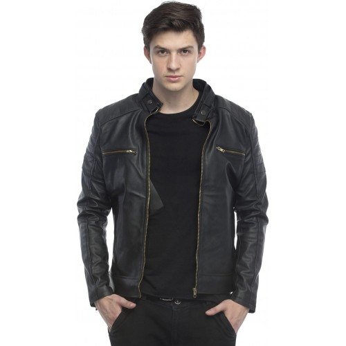 CP Club Collection Full Sleeve Solid Men's Jacket