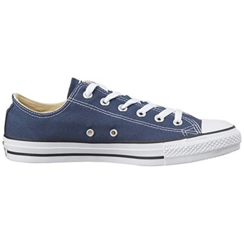 Converse Blue Canvas Lace up Sneakers