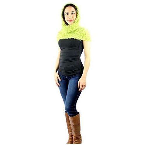 Krevia Green Magic Scarf Multiple Style Soft Shawl