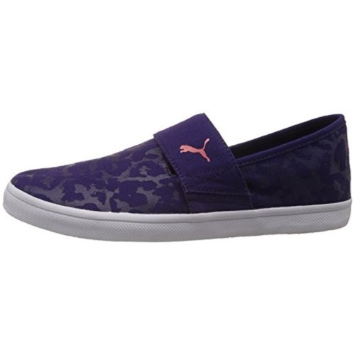 946a7b127f0a Buy Puma Blue Canvas Slip-On Casual Shoes online
