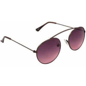 6by6 6B6SG1714 Round Sunglasses