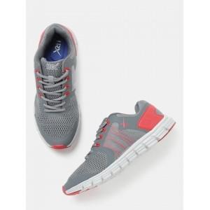 HRX by Hrithik Roshan Men Grey Sports Shoes