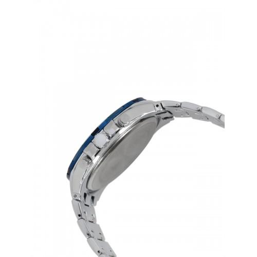 Curren -Blue Chronograph Watch - For Men