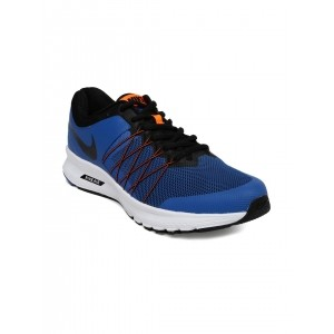 Nike Men Blue Air Relentless 6 MSL Running Shoes