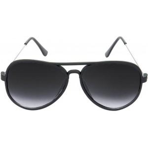 Barbarik balck Aviator Sunglasses