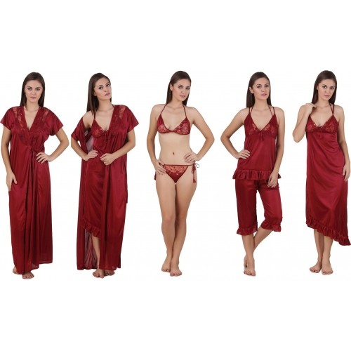 e1f34e5da74 Buy Keoti Women s Nighty with Robe