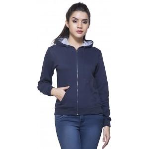 Maniac Full Sleeve Solid Women\'s Sweatshirt