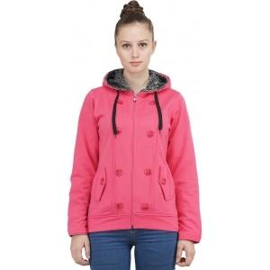 Be-Beu Full Sleeve Solid Women\'s Sweatshirt