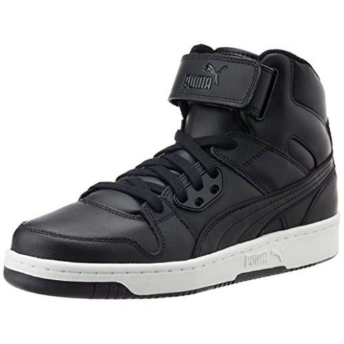 f591c0554ff1 Buy Puma Unisex Black Mid Ankle Sneakers online