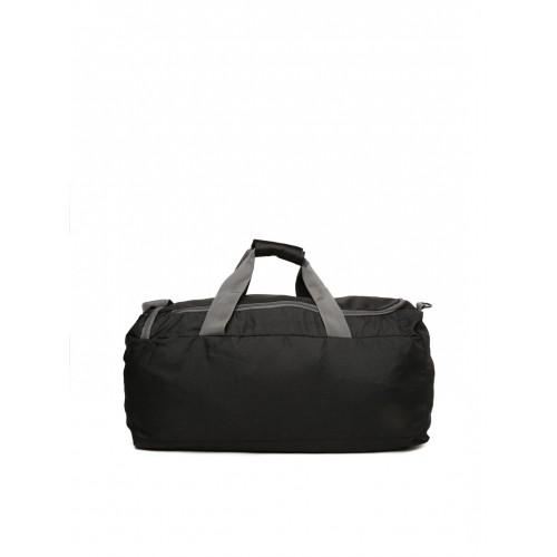 e702190be598 Buy Puma Unisex Black Fundamentals Sports Bag M Duffel Bag online ...