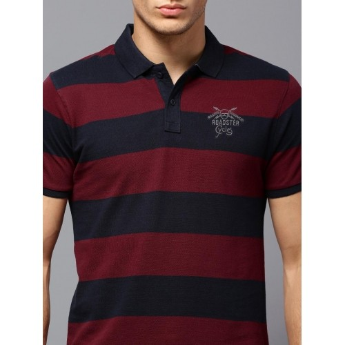 maroon and navy blue