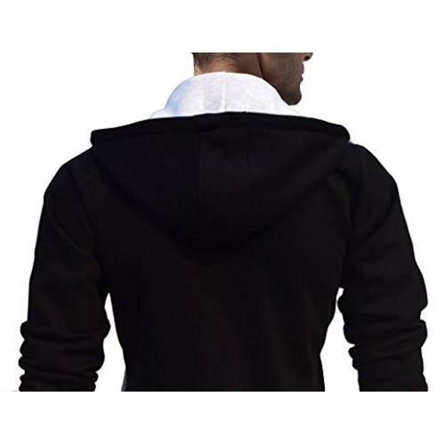 Seven Rocks Rich Cotton Hoodie Sweat Jacket