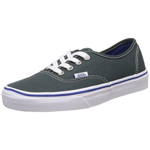 ... Vans Unisex Authentic Green Gables and True White Sneakers - 5 UK India  (38 ... dda4bf7d0