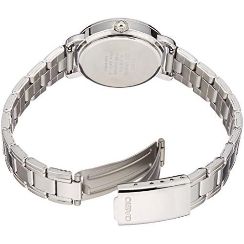 Casio Enticer Analog Black Dial Women's Watch - LTP-E120D-1ADF (A1040)