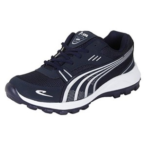 Aerolite Aero Power Play Navy Blue Sports Shoes