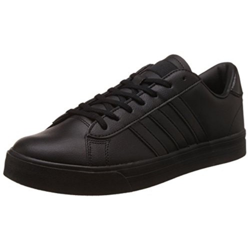Buy adidas neo Men's Cloudfoam Super Daily Leather Sneakers online ...