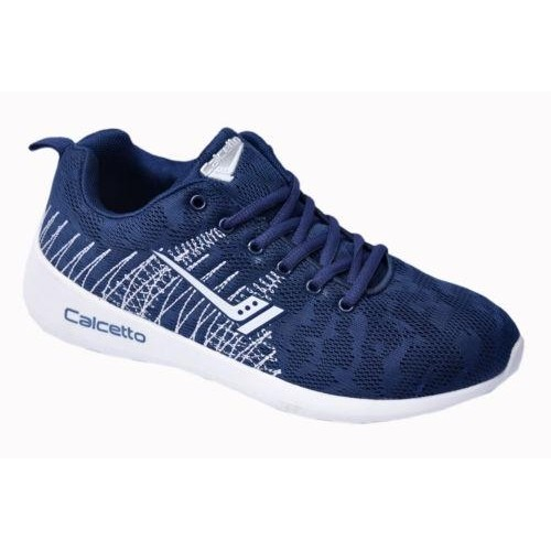 Buy Calcetto Brand Mens Navy White Sports Shoes 7719 online ... d4b039b11e3