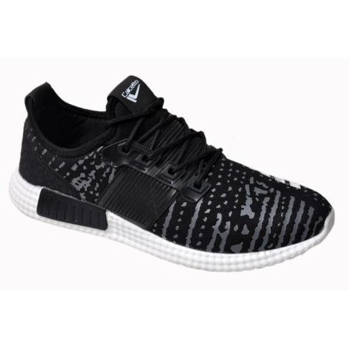Full Black Sports Shoes Online
