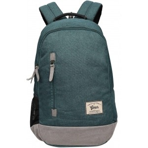 Gear Campus 8 Backpack Green Grey 24 L Backpack