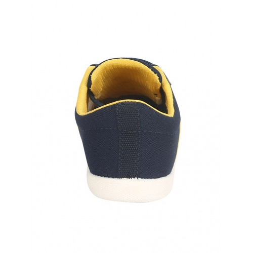 Bacca Bucci navy Canvas lace up sneaker