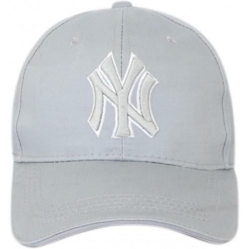 Buy ILU NY caps Grey cotton 8efc5d3293