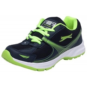 Aero Fax Navy Blue Low Ankle Sports Shoes