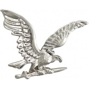 Exxotic Jewelz Silver Brass Eagle Design Brooch