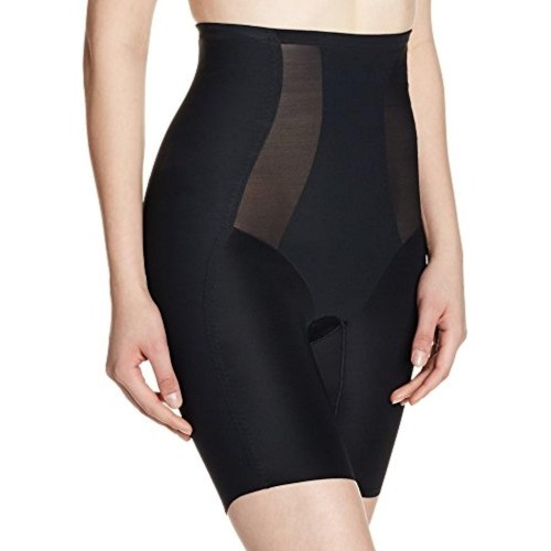 Marks & Spencer Women's Black Solid Thigh Shpaers