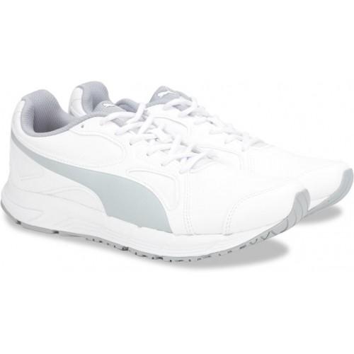 80a630b1942c Buy Puma Men White Axis V4 SL IDP Running Shoes online