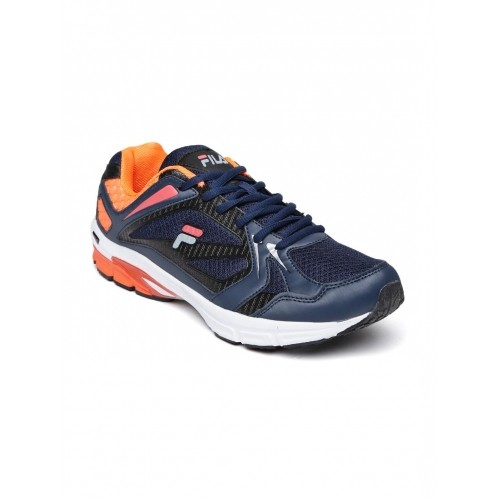 Buy FILA Men Navy Blue ALTO RUNNER Running Shoes online  d2160ca1055f0