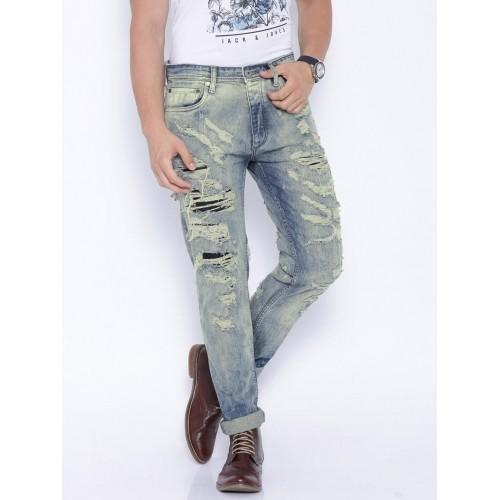 Jack n jones ripped jeans