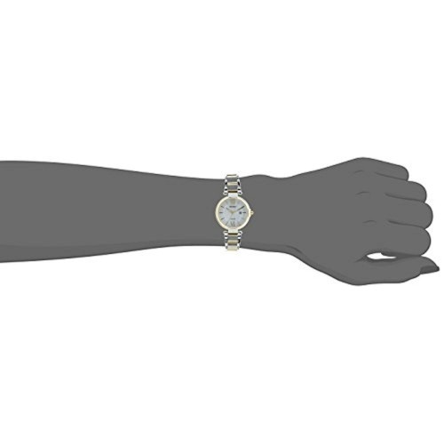 Seiko SUT154P1 Silver Round Analog Watch