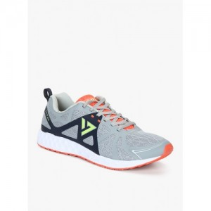 SEVEN by MS Dhoni Grey Triton Running Shoes