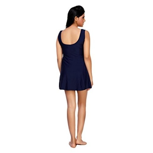 Carrel Imported Swim Blue Lycra Short Swimwear