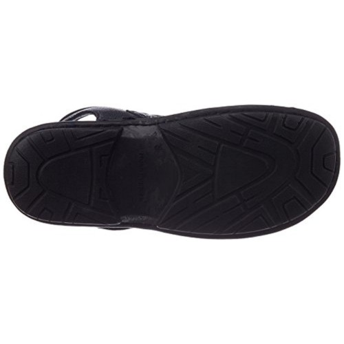 Hush Puppies Men's New Decent Leather Sandals and Floaters