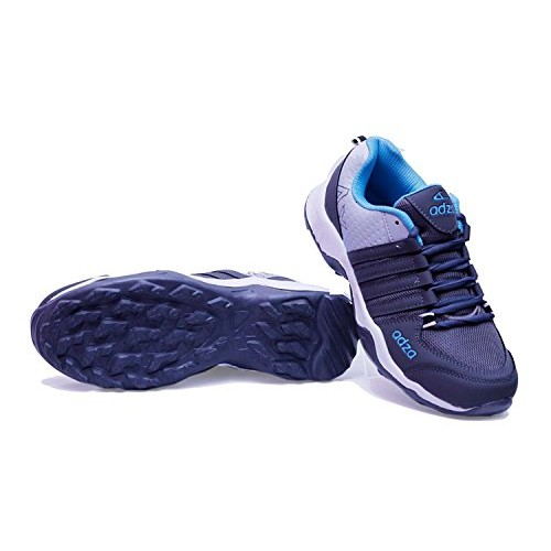 ADZA Navy Blue EVA Sports Running Shoes